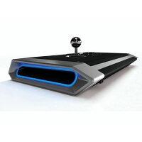 QanbaObsidian(オブシディアン)アーケードジョイスティック(PlayStation®4/PlayStation®3/PC対応)三和電子製ジョイスティックレバー、押しボタンパーツを採用した上位モデル
