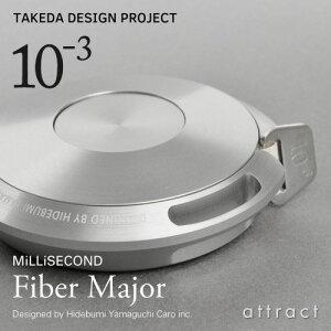 ミリセカンド MiLLiSECOND ファイバー メタルメジャー Fiber Major グラスファイバー 1.5m JIS1級 MS03 カラー:2色 デザイン:山口 英文 日本製 アルミニウム 計測 抗菌 アクセサリー 【RCP】