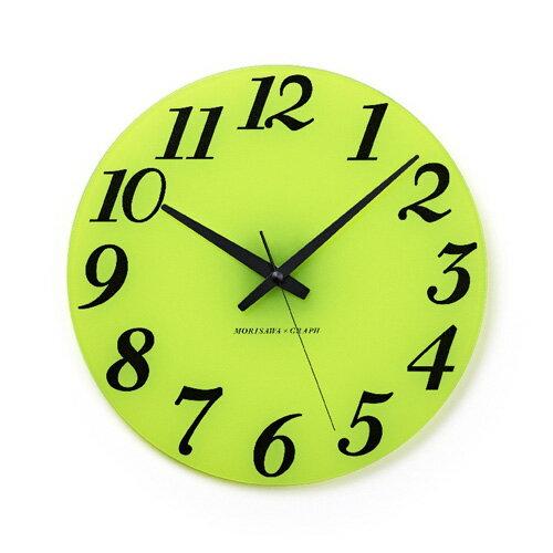 置き時計・掛け時計, 掛け時計  Lemnos type MARU GRL13-01 GRAPH 2 RCP HLSDU