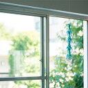 ティンブレ Timbre ベルフラワー Bellflower ウインドチャイム 江戸ガラス デザイン:小林 幹也 カラー:クリアグリーン 【RCP】 【smtb-KD】 【楽ギフ_包装】 【楽ギフ_のし宛書】 【HLS_DU】