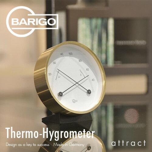 バリゴ BARIGO Thermo-Hygrometer 温湿計 サイズ:Φ86mm カラー:全3色 BG0915 9016 9151 壁掛け...