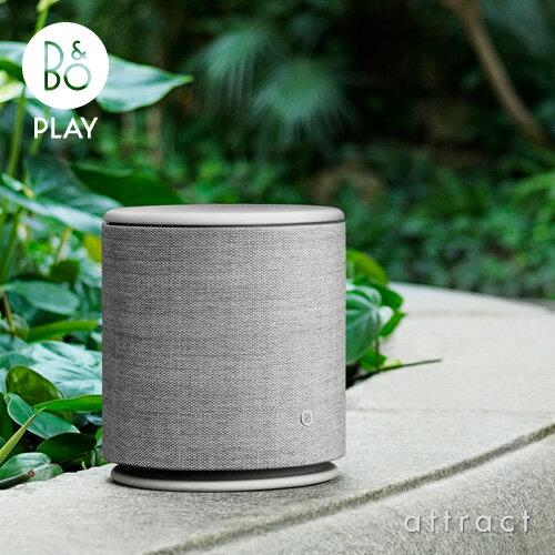 バング&オルフセン Bang & Olufsen ベオプレイ B&O PLAY BeoPlay M5 ワイヤレス スピーカー Bluetooth 4.0 ファブリックカバー Kvadrat マルチルーム対応 Chromecast デザイン:セシリエ・マンツ カラー:2色 【RCP】【smtb-KD】:アトラクト