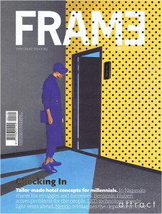 【雑誌】FRAMEフレーム112SeptemberOctober2016洋書英語オランダデザインアートフォトグラファーインテリア建築プロダクトデザイナー国内海外BOOKデザイン本上質【RCP】