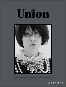 【雑誌】Union#10ユニオン洋書英語HiroyukiKubo百々千晴ファッション写真誌アートフォトグラファー写真カメラカメラマンデザイナー国内海外BOOKデザイン本上質【RCP】