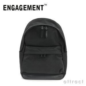 【正規取扱店】ENGAGEMENT(エンゲージメント)EngagedNylon(エンゲージド・ナイロン)DayPack(デイパック)バックパックリュックEGBP-003(耐久性/軽量/撥水/止水/ジェットセッター)【smtb-KD】