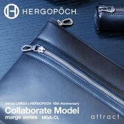 エルゴポック バスクドレザー コラボモデル クラッチ ハンドバッグ オリジナル ビジネス カジュアル