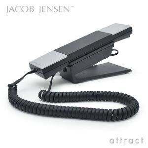 【正規販売店】JACOBJENSENヤコブ・イェンセンT-1Telephone1電話機テレフォンカラー:シルバー(壁掛け対応/スタンド付属/電源コード不要)(北欧/モダン/デザイン/贈り物/ギフト)【smtb-KD】