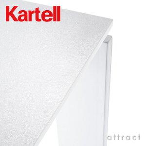 カルテルKartellフォーFourサイズ:158cmダイニングテーブルデスク机カラー:6色組み立て品デザイン:フェルーチョ・ラヴィアーニデザイナーズイタリアモダンインテリア【RCP】【smtb-KD】