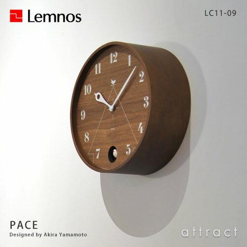 レムノス Lemnos タカタ PACE パーチェ LC11-09 カッコー時計 鳩時計 カラー:ナチュラル ブラウン...