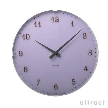 レムノス Lemnos タカタ Ambient アンビエント PC10-11 パープル 壁掛け時計 掛時計 時計 ウォールクロック インテリア デザイン 雑貨