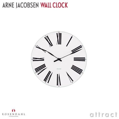 アルネ ヤコブセン Arne Jacobsen ローゼンダール ROSENDAHL ウォールクロック Wall Clock ローマ...