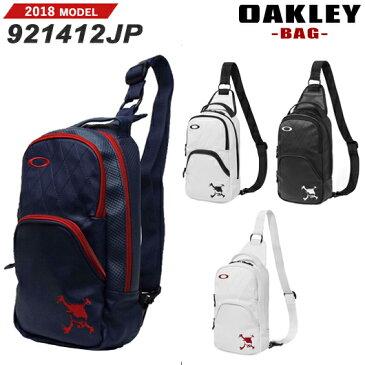 【新品】【2018年モデル】オークリー SKULL SLING 12.0 ショルダーバッグ 品番:921412JP [OAKLEY/18FW/BAG/スリング]