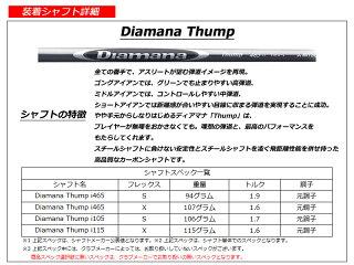 【新品】【送料無料】【メーカー正規カスタム品】ミズノJPXEIIISVホットメタルアイアン特注品・単品販売(#5,GW,SW)・DiamanaThumpシャフト装着仕様(ディアマナサンプ/i405/i105/i115)[MIZUNO/JPXE3SV/JPXE3SV/HOTMETAL]
