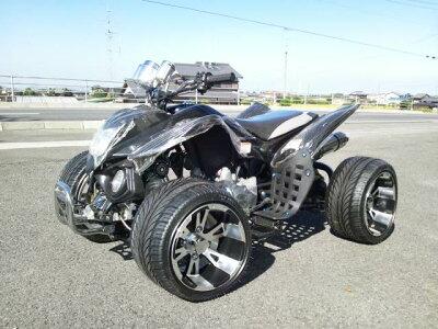 ☆SEVEN ATV 4輪バギー☆完成品で発送いたします。普通免許でOK送料無料 3連メーター バギーZO...