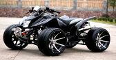 ATV バギーカスタム LIFANエンジン搭載110cc 14インチ新車