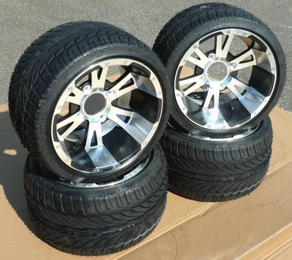 ATVバギー用12インチホイール&タイヤ4本セットH083J