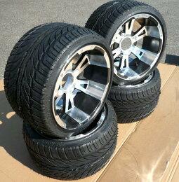 ATVバギー用12インチホイール&タイヤ4本セットH083M