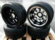 ATVバギー用 12インチホイール&タイヤ 2本セットH083m