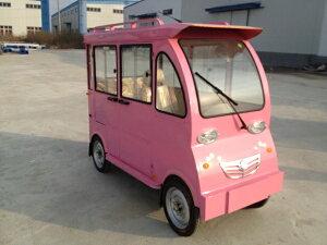 かわいいミニカー!!イベントなどにどうぞ!!普通免許でOK電動ミニカー タイタン CLDG14-A2