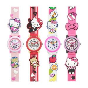 腕時計 キッズ サンリオ キャラクター ハローキティ キッズウォッチ デコウォッチ 腕時計 Sanrio Character Watch キャラクターウォッチ 子供腕時計