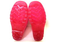 シャネルレインブーツ長靴【本物★未使用品】ピンク希少品【】