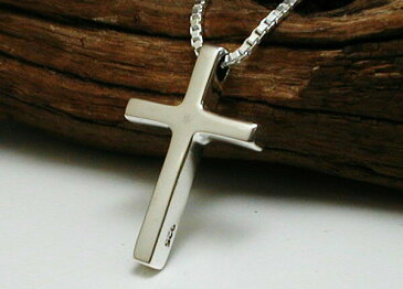 小さいけど、かっこいい クロス ネックレス メンズ 十字架ネックレス メンズネックレス シンプル シルバー925 シルバーネックレス 人気 ベネチアンチェーン付き クロスネックレス ネックレス メンズ シルバー 男 女 兼用