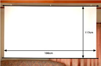 90インチ(16:9)タペストリー型