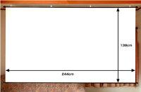 110インチ(16:9)タペストリー型