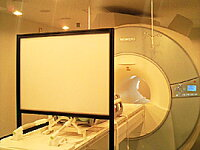 MRIリアパネル40型ホワイト