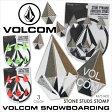 デッキパッド スノーボード VOLCOM STONE STUDS STOMP - K6751402 【 ボルコム デッキパッド スノー 滑り止め スノーウェア 】