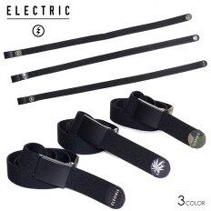 ELECTRICエレクトリックベルトメンズGACHABELT2019-2020秋冬ブラック