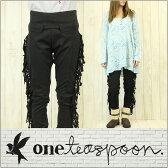 ONE TEASPOON ワンティースプーン パンツ フリンジ レディース FADED LOVE PANT 【旧作SALE】