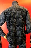 【バラシ】【barassi】【カジュアルシャツ】【秋冬アウトレットセール35%OFF】【メンズ】【ブランド】【メンズファッション】【バラシ服】デニム&コーデュロイシャツブラック