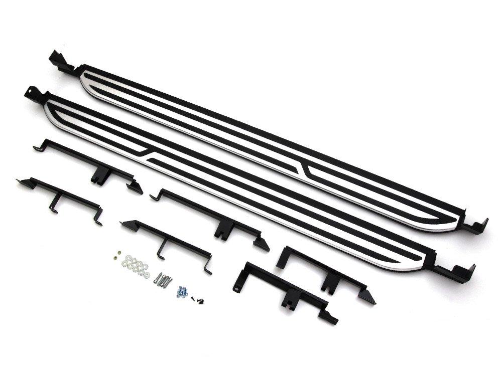 予約販売2月14日頃入荷予定!【特】マツダ CX-5 KF系 サイドステップ プレート スカッフ プロテクター ステップボード カスタム