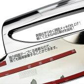 シエンタSIENTA170系リアサイドガーニッシュリフレクターガーニッシュサイドドレスアップ外装カスタムパーツメッキ左右セット