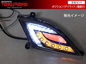 LEDフロントウインカーセット画像2