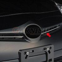 送料無料トヨタプリウス30系後期フロントグリルトリムグリルガーニッシュメッキモールカスタムパーツエアロアクセサリードレスアップカー用品外装2pcsEX211