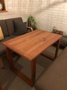 無垢材ダイニングテーブル