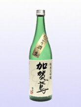 加賀鳶純米大吟醸にごり酒蔵内熟成(超レア)720ml