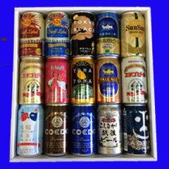 【こだわりクラフトビールギフト 15本セット】