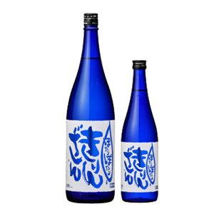 Kirinzan Kirinyama Sake Brewing Sake Potaripotari Kirinzan Junmai Ginjo Hara Souetsurei 720ml