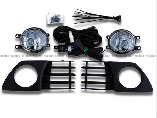 ライト・ランプ, フォグランプ・デイランプ  iQ 10