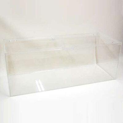 角型アクリル水槽1200(W)*450(D)*450(H) 板厚6ミリ 【代引き不可】