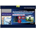 テトラクリスタルアクアリウムLEDライト&ヒーターセット420熱帯魚飼育セット