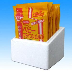 塩抜き処理済み・ビタミン含有・冷凍フードキョーリン クリーンベビーブラインシュリンプ50g ×...