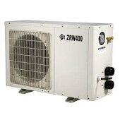 ゼンスイ屋外対応型クーラーZRW-400水量2000L以下冷暖コントローラー付き