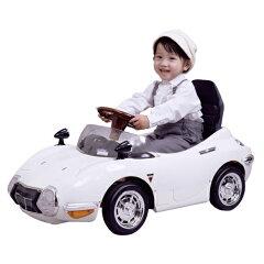 鮮やかに蘇る伝説 忠実に再現された幻の名車トヨタ2000GT ミズタニ 電動バッテリーカー TOY...
