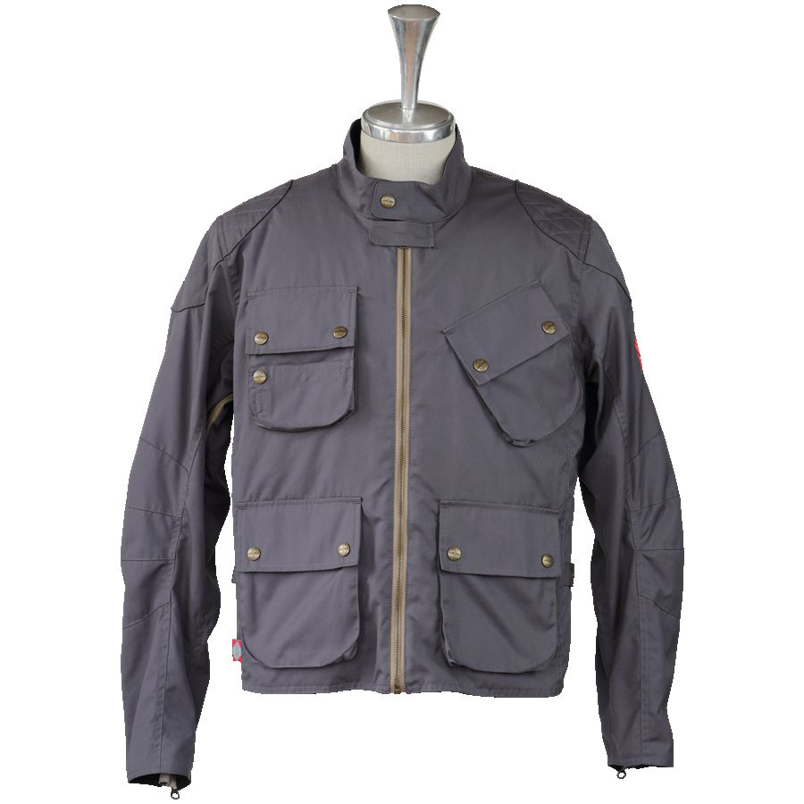 ジャムズゴールド JGJ-862 BECK-2 MCジャケット グレー (2020春夏モデル) 送料無料画像