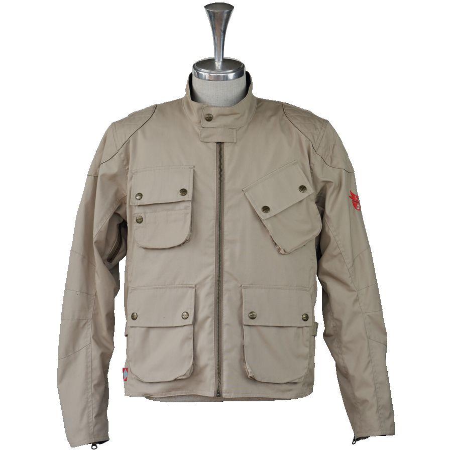ジャムズゴールド JGJ-862 BECK-2 MCジャケット サンド (2020春夏モデル) 送料無料画像