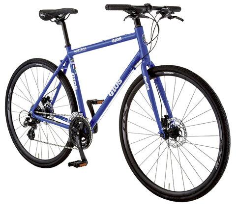 ジオス ミストラル ディスク ハイドロリック SHIMANO WH-RX010 (ジオスブルー) 2020 GIOS MISTRAL DISC HYDRAULIC クロスバイク